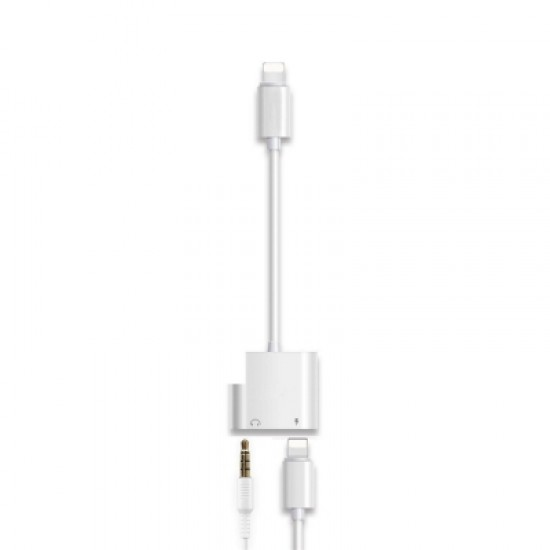 3.5mm Aux Headphone Jack Audio Adapter for iPhone7/7 Plus/8/8Plus/X/XS/XS Max/XR