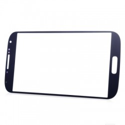 Outer Glass Screen Lens Cover with Repair Tools for Samsung S4