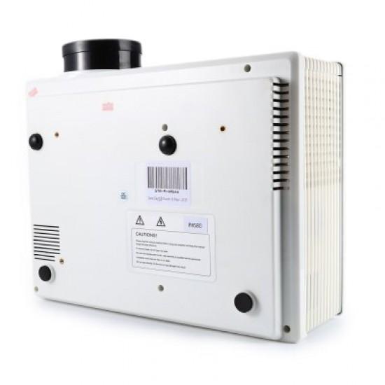 PH580 LCD 3200 Lumens 2000:1 Contrast LED Projector (US Plug)