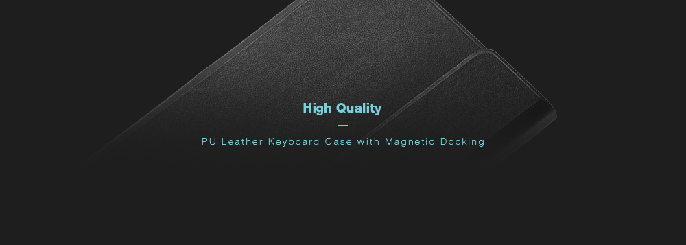 Original Jumper EZpad 6 M6 Keyboard Protective Case Magnetic Docking PU Leather